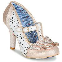 鞋子 女士 高跟鞋 Irregular Choice PAPILLON 白色