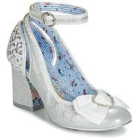 鞋子 女士 高跟鞋 Irregular Choice DEITY 銀灰色