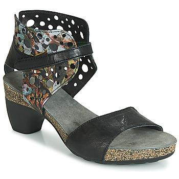 鞋子 女士 凉鞋 Think ZEG 黑色