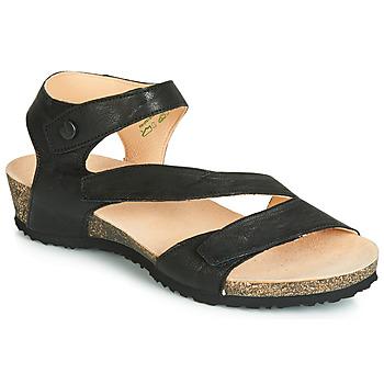 鞋子 女士 凉鞋 Think WANG 黑色
