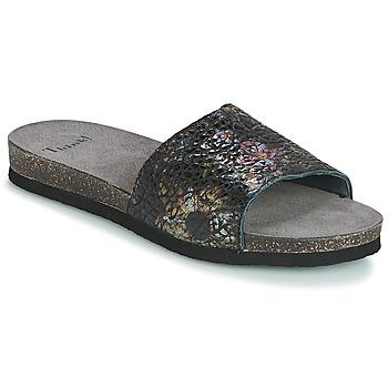 鞋子 女士 休闲凉拖/沙滩鞋 Think TANA 黑色
