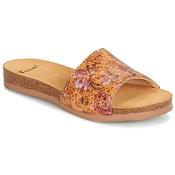 鞋子 女士 休闲凉拖/沙滩鞋 Think TANA 棕色