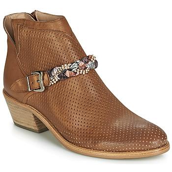 鞋子 女士 短筒靴 MURATTI DENISETTE 棕色