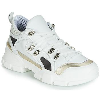 鞋子 女士 球鞋基本款 Sweet Lemon ELISA 白色