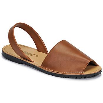 鞋子 女士 涼鞋 So Size LOJA 棕色