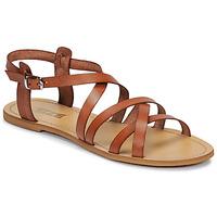 鞋子 女士 凉鞋 So Size IDITRON 棕色