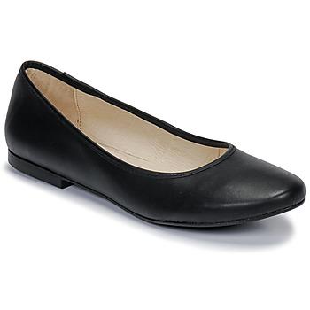 鞋子 女士 平底鞋 So Size JARALUBE 黑色