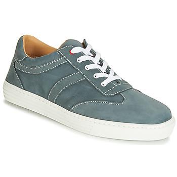 鞋子 男士 球鞋基本款 So Size JAROULOTE 海蓝色