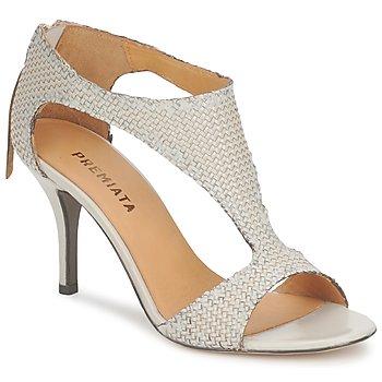 鞋子 女士 凉鞋 Premiata 2834 LUCE 奶油色