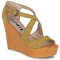 鞋子 女士 凉鞋 Rochas 巴黎罗莎 RO18131 棕色