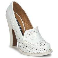鞋子 女士 高跟鞋 Rochas 巴黎罗莎 RO18031 白色