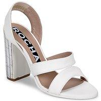 鞋子 女士 凉鞋 Rochas 巴黎罗莎 RO18244 白色