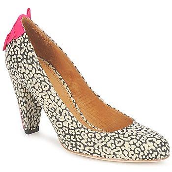 鞋子 女士 高跟鞋 Maloles CHRISTIA 黑色 / 白色 / 玫瑰色