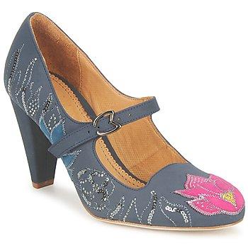 鞋子 女士 高跟鞋 Maloles CLOTHILDE 灰色 / 玫瑰色