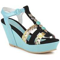 鞋子 女士 凉鞋 Regard RAFAVO 黑色 / 蓝色