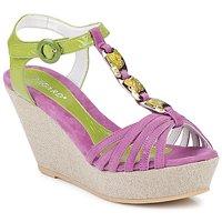 鞋子 女士 凉鞋 Regard RAFAZA 紫色 / 绿色