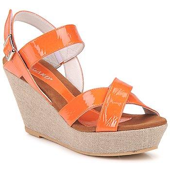 鞋子 女士 凉鞋 Regard RAGA 橙色