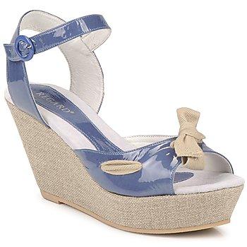 鞋子 女士 凉鞋 Regard RAGE 蓝色