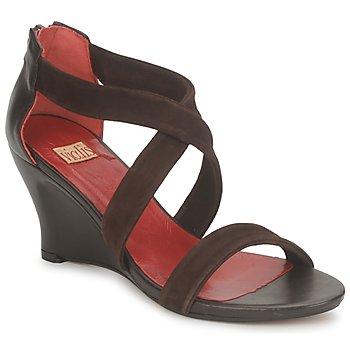 鞋子 女士 凉鞋 维拉丽丝Vialis NIVEL 棕色