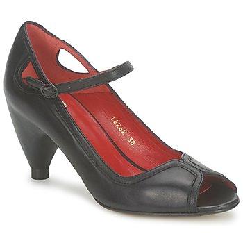 鞋子 女士 高跟鞋 维拉丽丝Vialis POUPE 黑色
