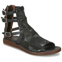 鞋子 女士 凉鞋 Airstep / A.S.98 RAMOS BRIDES 黑色