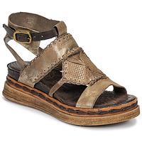 鞋子 女士 凉鞋 Airstep / A.S.98 LAGOS 金色