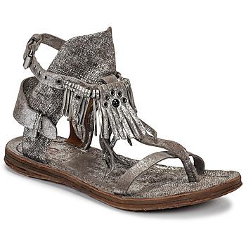 鞋子 女士 凉鞋 Airstep / A.S.98 RAMOS 银灰色