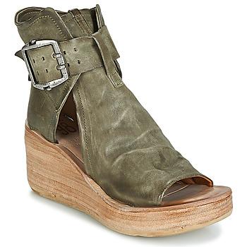 鞋子 女士 凉鞋 Airstep / A.S.98 NOA BUCKLE 卡其色