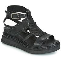 鞋子 女士 凉鞋 Airstep / A.S.98 LAGOS 黑色