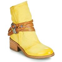 鞋子 女士 短筒靴 Airstep / A.S.98 WINNIE STRAP 黃色