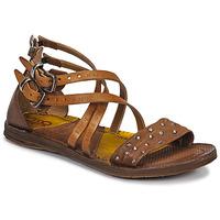 鞋子 女士 凉鞋 Airstep / A.S.98 RAMOS CLOU 驼色