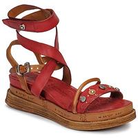 鞋子 女士 凉鞋 Airstep / A.S.98 LAGOS 红色
