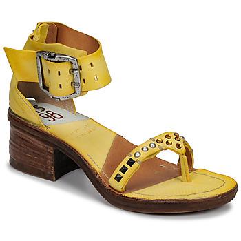 鞋子 女士 凉鞋 Airstep / A.S.98 KENYA 黄色