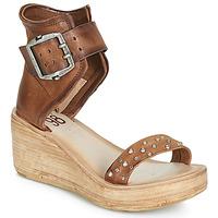 鞋子 女士 涼鞋 Airstep / A.S.98 NOA CLOU 駝色