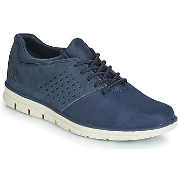 鞋子 男士 球鞋基本款 Timberland 添柏岚 BRADSTREET F/L OXFORD 蓝色
