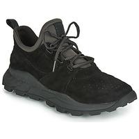 鞋子 男士 球鞋基本款 Timberland 添柏岚 BROOKLYN LACE OXFORD 黑色