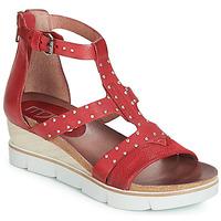 鞋子 女士 凉鞋 Mjus TAPASITA CLOU 红色