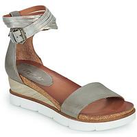 鞋子 女士 凉鞋 Mjus TAPASITA 灰色 / 银灰色