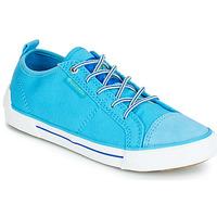 鞋子 女士 球鞋基本款 Columbia 哥伦比亚 GOODLIFE LACE 蓝色