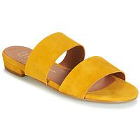鞋子 女士 休闲凉拖/沙滩鞋 Betty London JISTINE 黄色