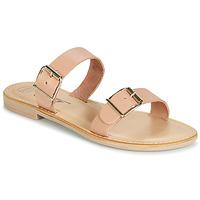 鞋子 女士 休闲凉拖/沙滩鞋 Betty London JADALEBE 玫瑰色