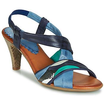 鞋子 女士 凉鞋 Betty London POULOI 蓝色 / 绿色