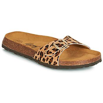 鞋子 女士 休闲凉拖/沙滩鞋 Betty London JIKOTI 棕色