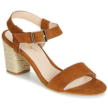 鞋子 女士 凉鞋 Betty London JIKOTIFE 驼色