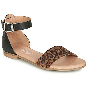 鞋子 女士 凉鞋 Betty London JIKOTIRE 黑色