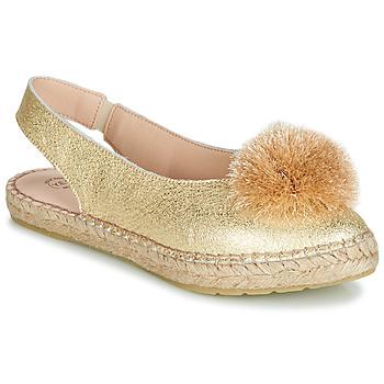 鞋子 女士 平底鞋 Betty London JIKOTI 金色