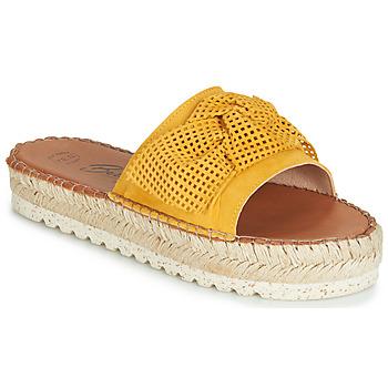 鞋子 女士 休闲凉拖/沙滩鞋 Betty London JIKOTIGE 黄色