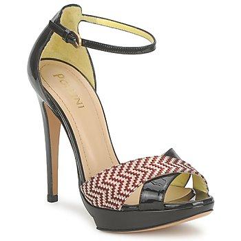 鞋子 女士 凉鞋 Pollini PA1638CC1V CUOIO-玫瑰色