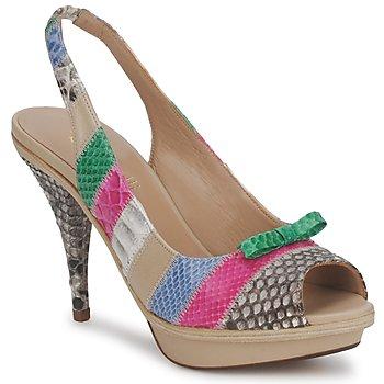鞋子 女士 凉鞋 Fericelli NIADIK 多彩