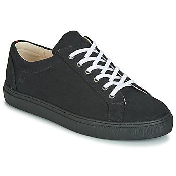 鞋子 男士 球鞋基本款 Dream in Green JAKAMIE 黑色